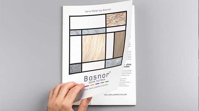Catálogo Serie Print by Bosnor