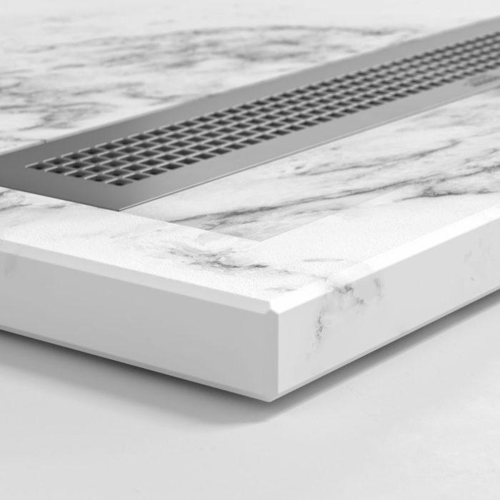Detalle Calacatta surface mármol en tu baño