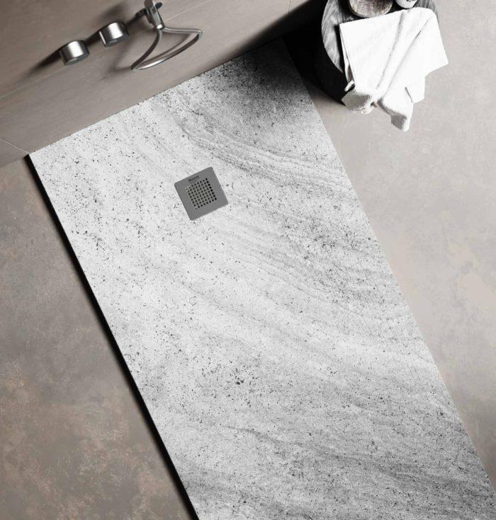 Granite - veteados grises, ambiente