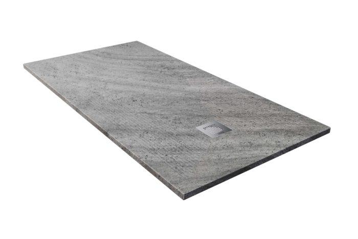 granite, step